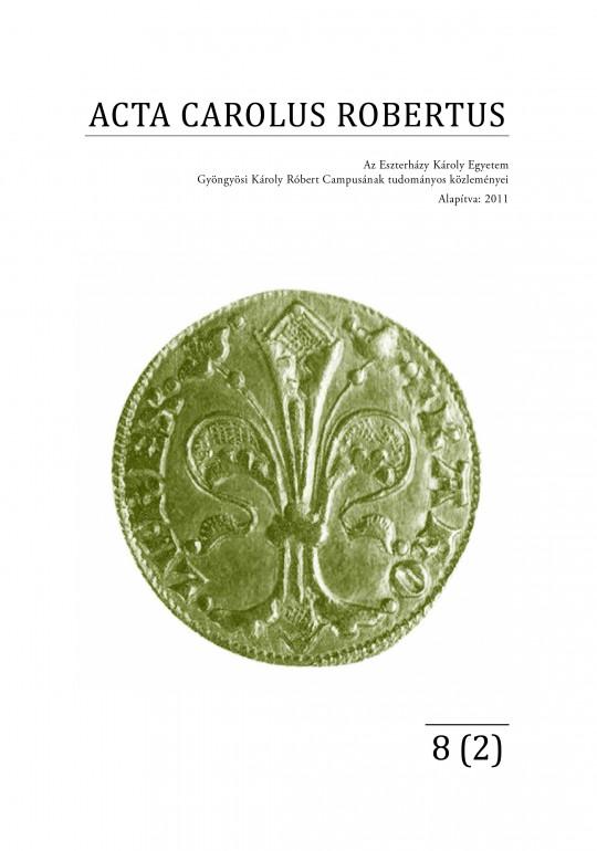 Acta Carolus Robertus