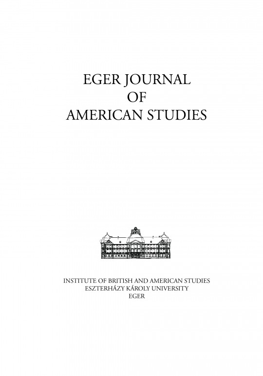 Eger Journal of American Studies
